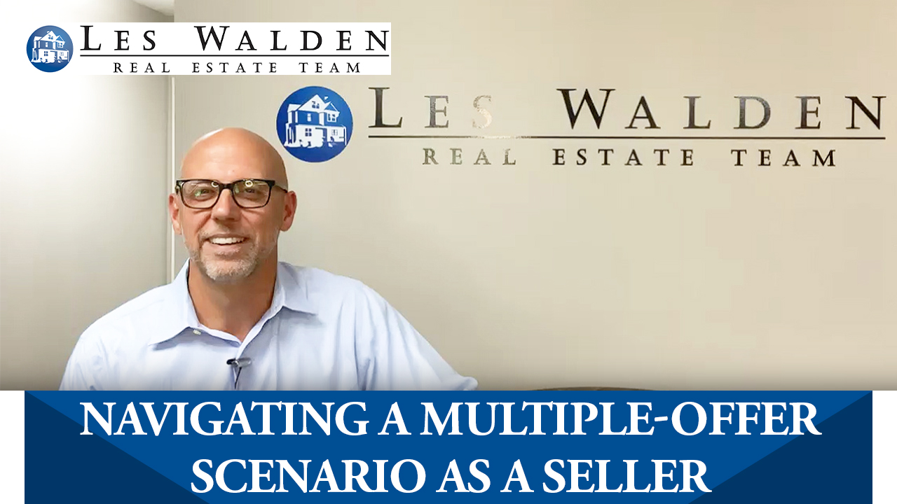 How Should a Seller Handle Multiple Offers?