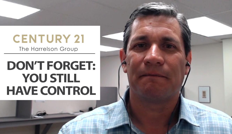 3 Things You Control During Economic Turmoil