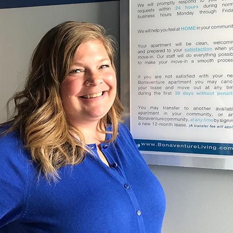 Sarah B. Bernier - Regional Property Manager