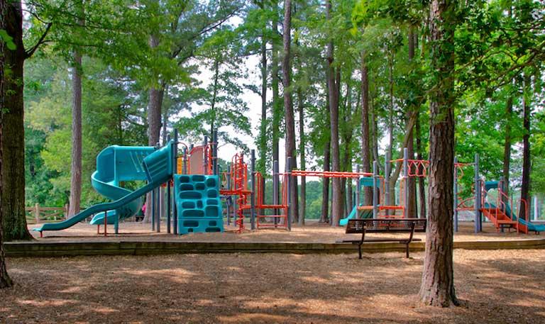 Rockwood Park Apartments Playground