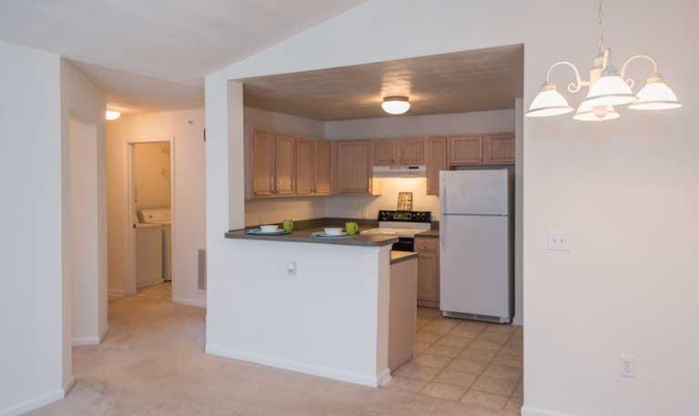 Magnolia Run Apartments Kitchen