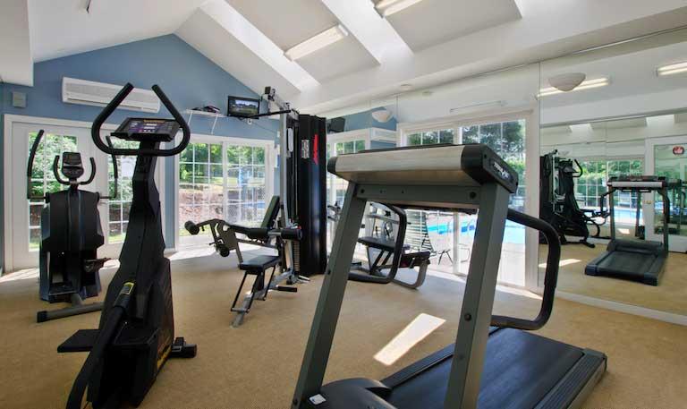 Rockwood Park Fitness Center