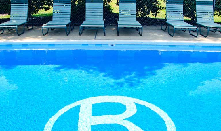 Rockwood Park Apartments Pool