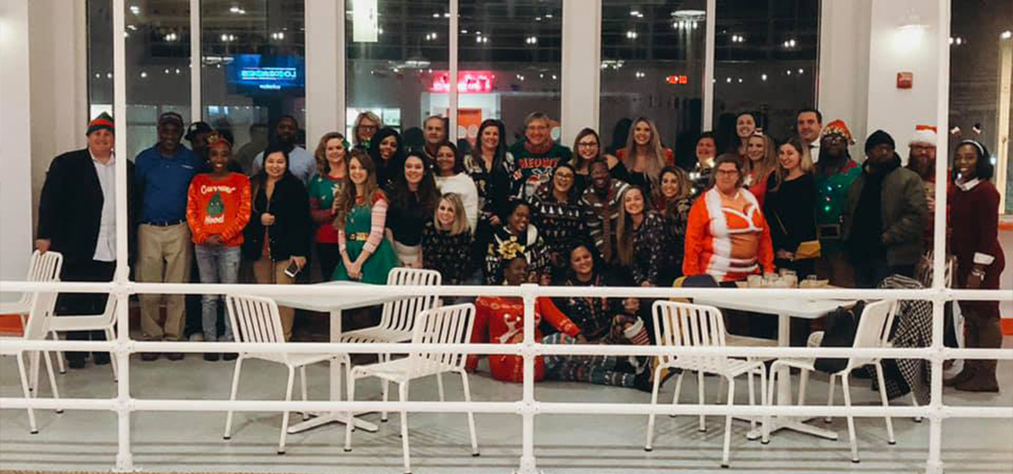Tidewater Holiday Ugly Sweater Party