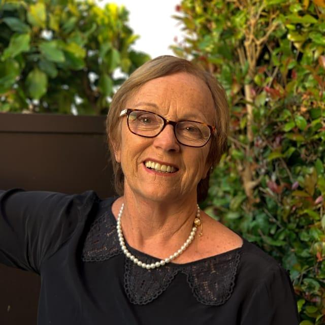 Picture of Pastor Helen Monk