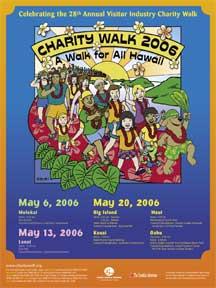Hawaii Hotel Industry Foundation Charity Walk