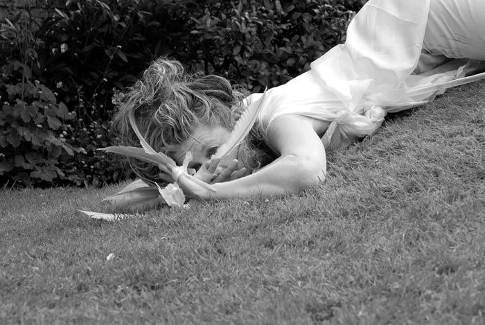 Helen Edwards, Butoh Dancer
