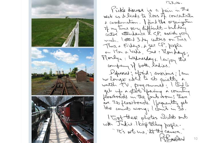 In-between Spaces 2006: Roger's Page