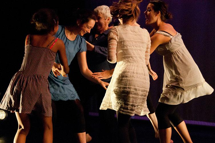 Cecilia Macfarlane Intergenerational Dancers