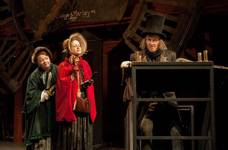 A Christmas Carol, Creation Theatre Oxford