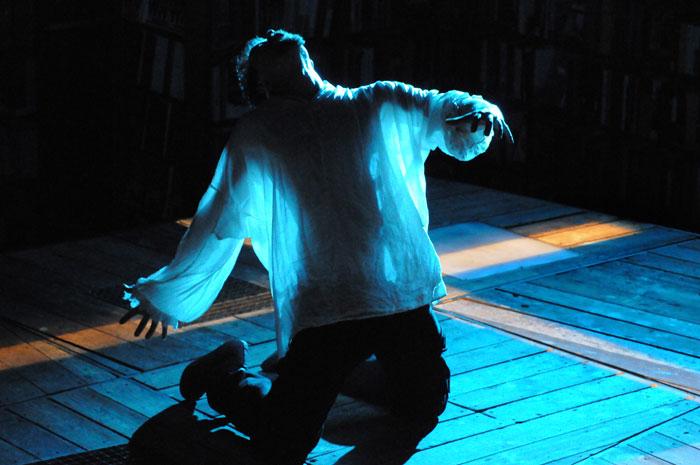 Dr Faustus, Creation Theatre Oxford