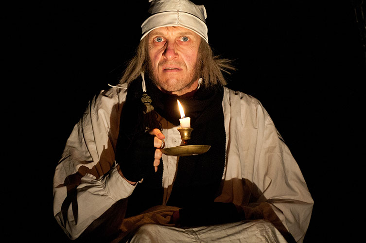 A Christmas Carol, Creation Theatre Oxford