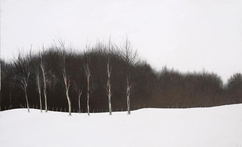 between spaces ... spaces between large photo