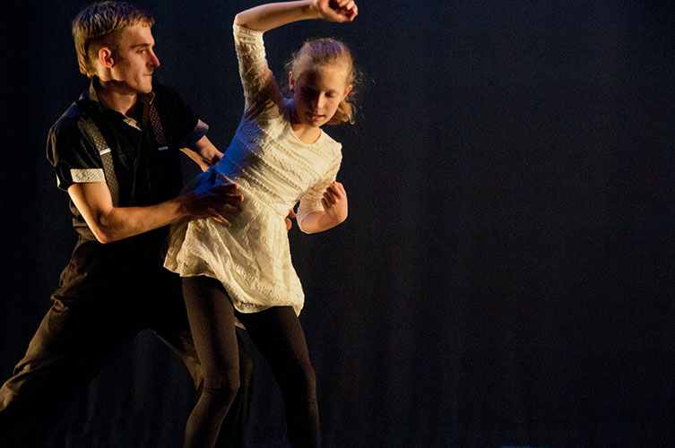 Cecilia Macfarlane Intergenerational Dancers large photo