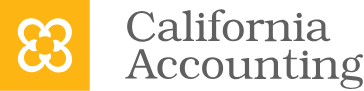 California Accounting Logo