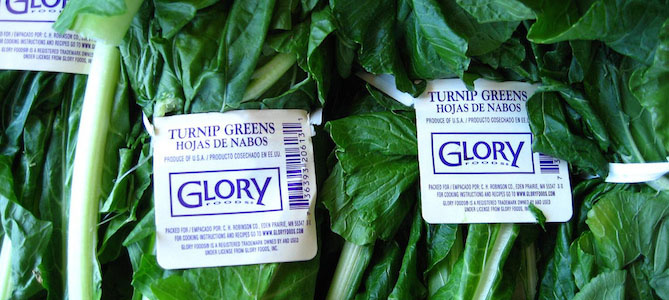 """Eat Your """"Unusual"""" Greens!"""