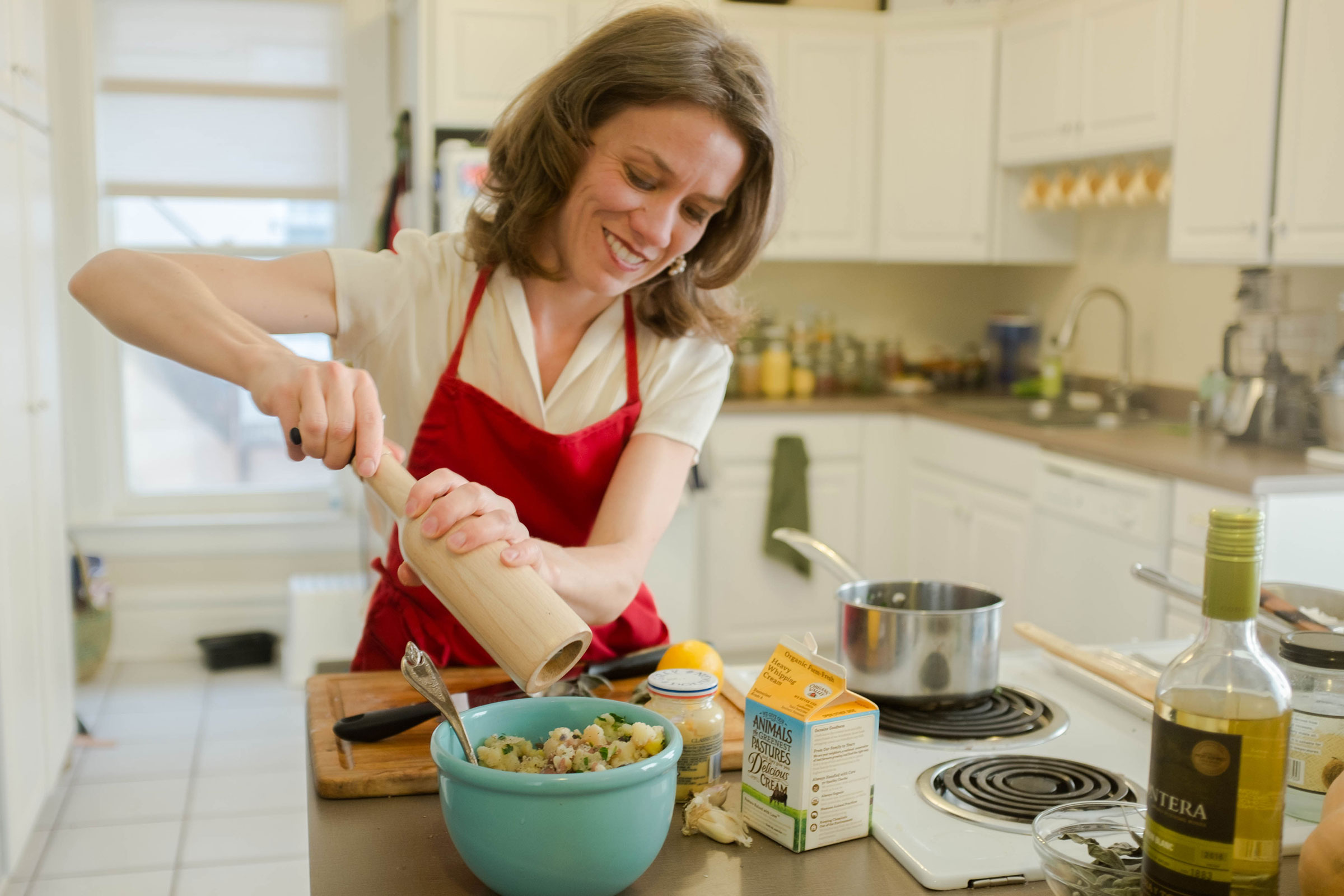 This Home-Grown Cooking Show is a Perfect Watch in a Time of Social Distancing
