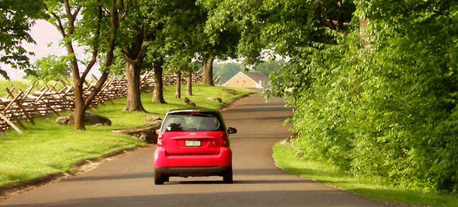 Spring into Better Gas Mileage