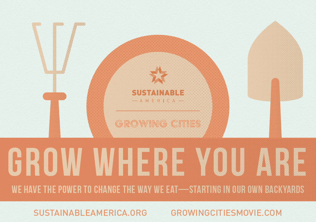 INFOGRAPHIC: Grow Where You Are