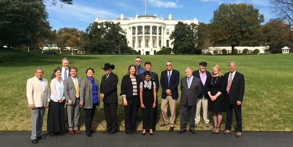 White House Recognizes Sustainable Agriculture Changemakers