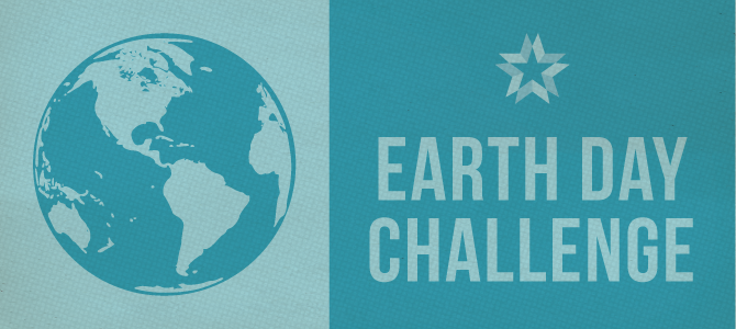 Let the Earth Day Games Begin!