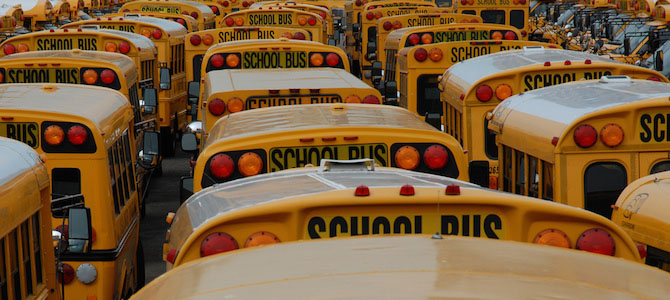 Are School Buses Ready to Go Electric?