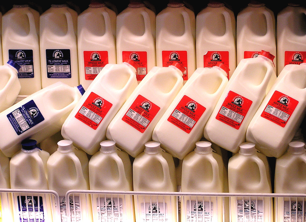 How You Can Help Solve America's Milk Problem