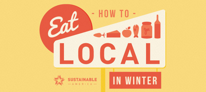 How to Eat Local in Winter (Infographic)