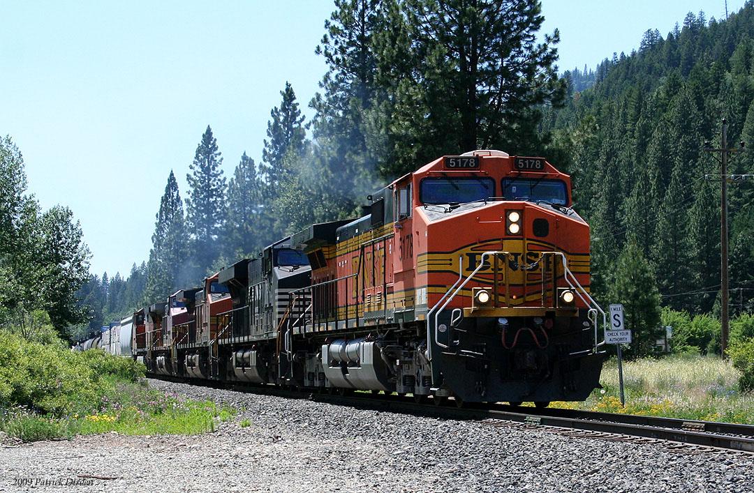 Major U.S. Railway May Ditch Diesel
