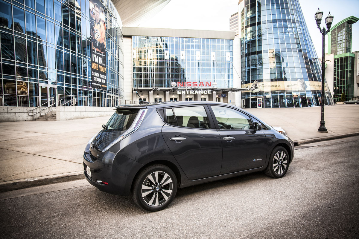 The Falling Costs of Electric Vehicles