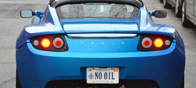 Clean Car News: Tesla, Fuel Cells and...Tomatoes?