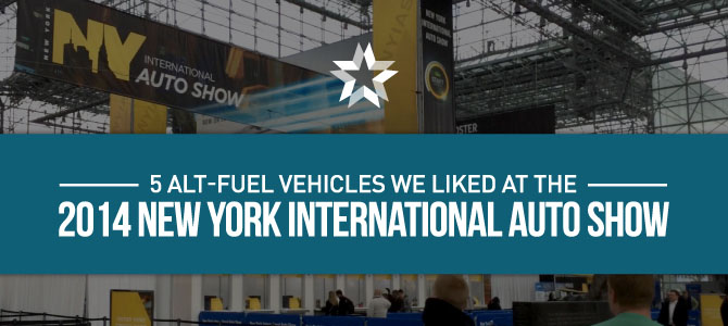5 Alt-Fuel Vehicles We Liked at the New York Auto Show (video)