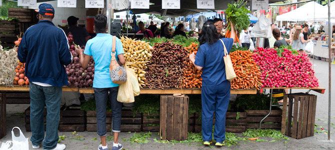 Good Growth: Farmers Markets Still on the Rise