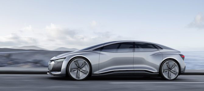 Will Self-Driving Cars Reduce Emissions?