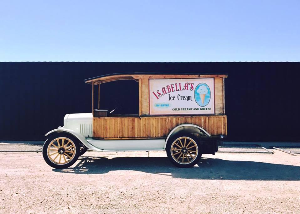 Isabella's Ice Cream Truck