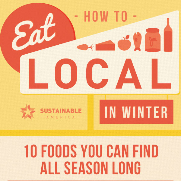 How to Eat Local in Winter