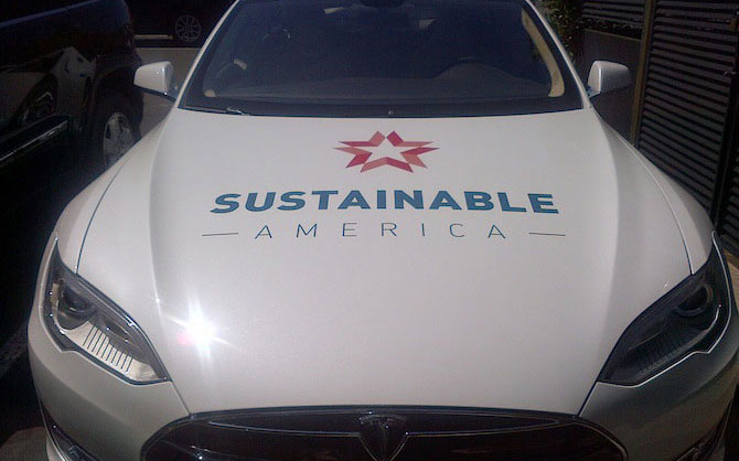 Sustainable America Rallies With EV Owners