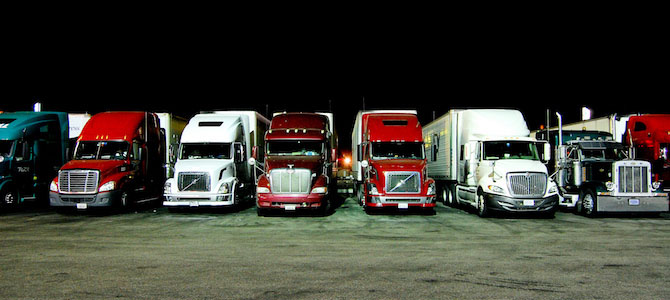 A Smart Solution for Truck Idling