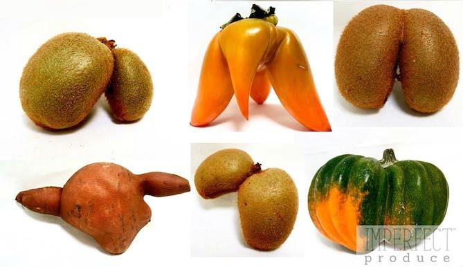 examples of ugly produce