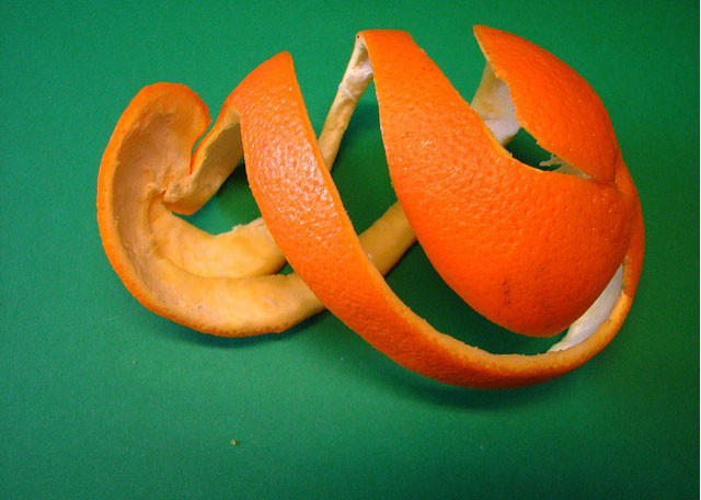 OPEC and Orange Peels