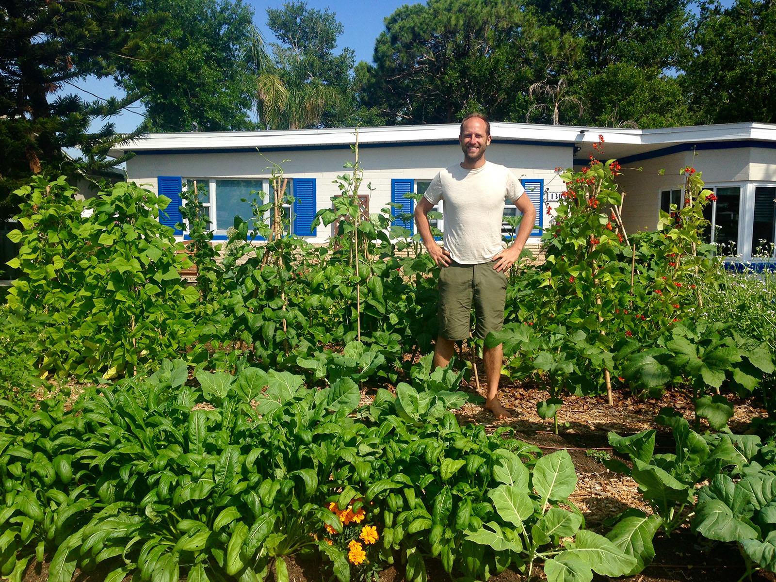 Rob's Front Yard Garden