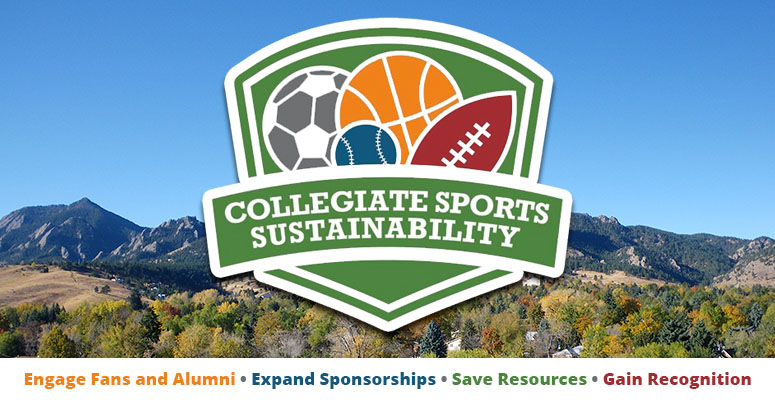 Collegiate Sports Are Going Green