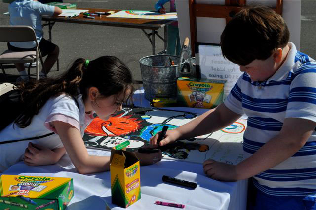 Kids Draw a Sustainable America