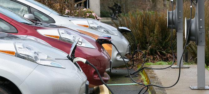 Report: More EVs and Cleaner Grid Can Lower Emissions Significantly by 2050