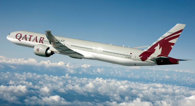 Qatar Airways will fuel its fleet with natural gas