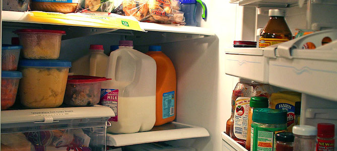 How to Keep Food Safe in Power Outages and Floods