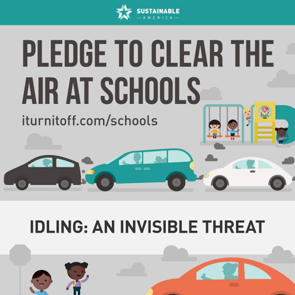 Pledge to Clear the Air at Schools