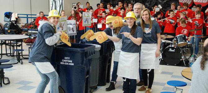 A Milestone for Zero-Waste Events