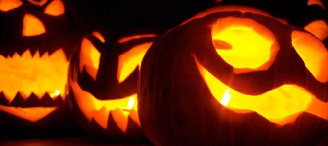 How to Compost a Halloween Pumpkin