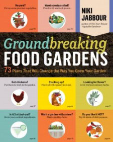 Groundbreaking Food Gardens by Nike Jabbour